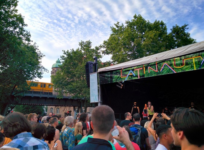 Summer Festival - Karneval der Kulturen (Carnival of the cultures)