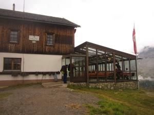Tuxer-Joch-Haus