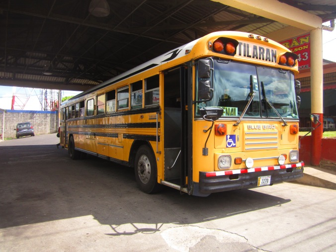 Rebuild U.S. School Bus
