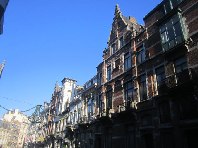 Houses of Brussels