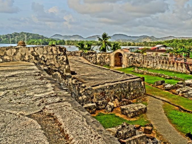 Portobelo Fortress