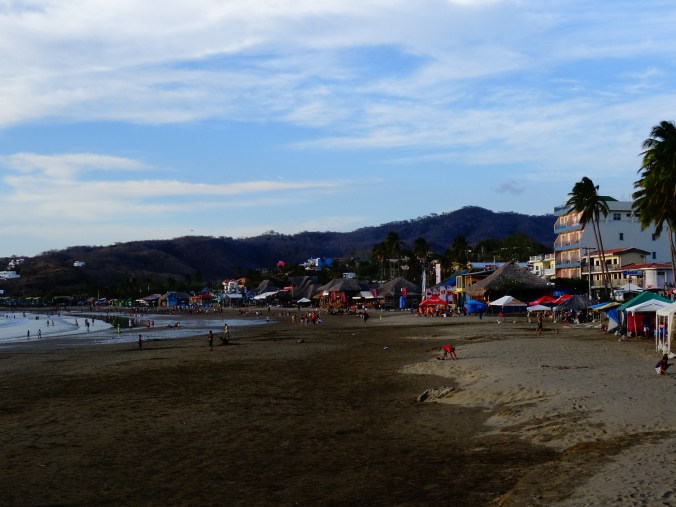 Beach of San Juan del Sur