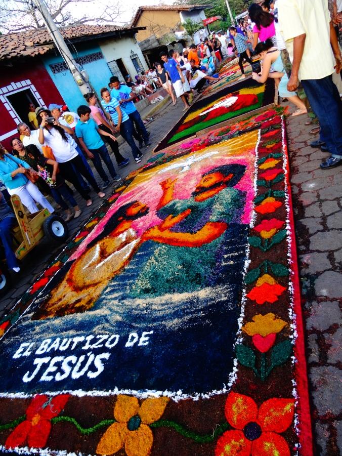 Easter Festival in León, Nicaragua