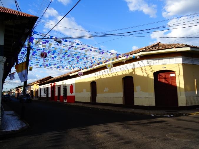 Streets of León