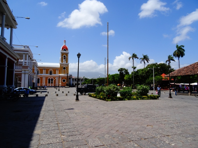 Parque Central and Cathedral